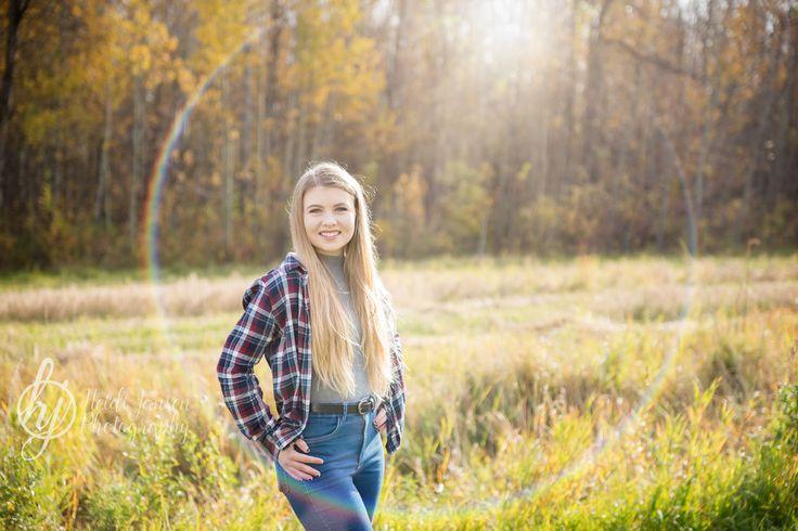 Heidi Jansen Photography. Senior portrait, young, girl, outdoor