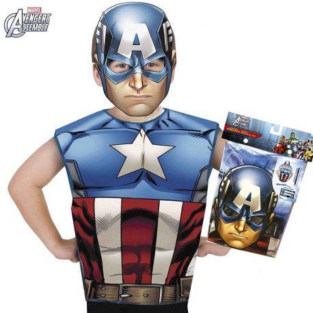 #Set #Capitán #América PartyTime Perfecto para tus fiestas, mercadisfraces tú #tienda de #disfraces #online