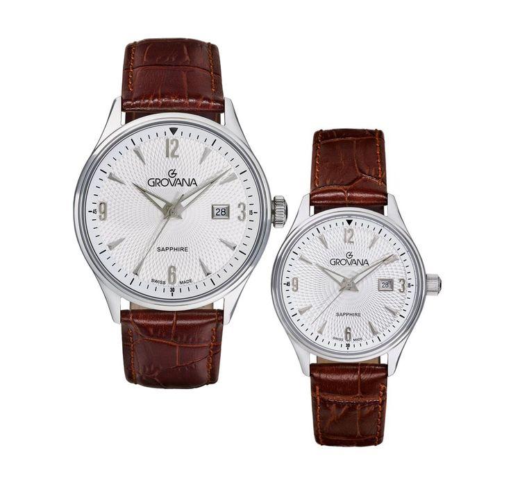 Walentynki w Time Trend - Podaruj bliskiej osobie coś wyjątkowego!!! - Salon Time Trend. Zegarki Grovana na www.timetrend.pl #zegarki #zegarek #walentynki