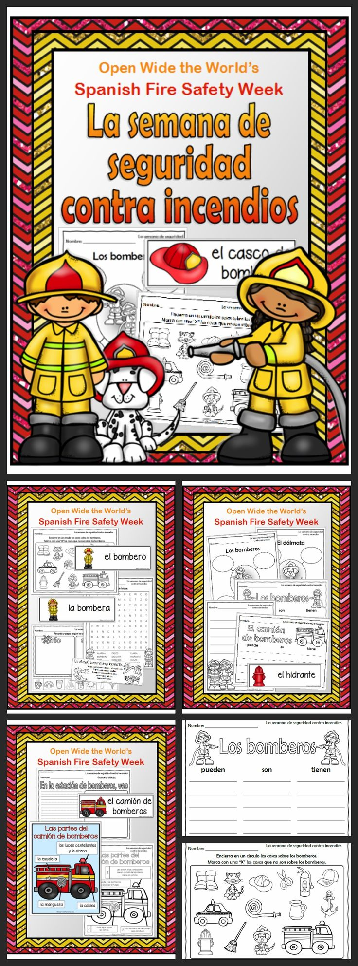 Fire safety essay in english