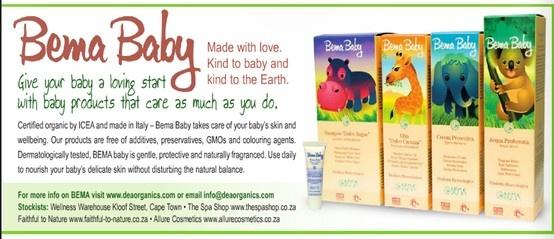 BEMA Baby Range - certified #organic #skincare designed specifically for babies skin. #natural #baby #skincare #bema #onlineshop