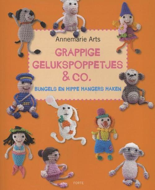 Grappige Gelukspoppetjes & Co. | Annemarie Arts | Paperback | 9789058772206 | Cosmox.nl