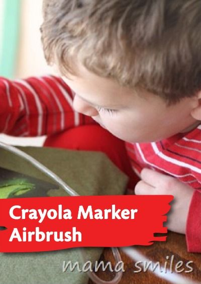 Crayola Marker Airbursh And Crayola Digital Light Designer Review Digital Light Markers And