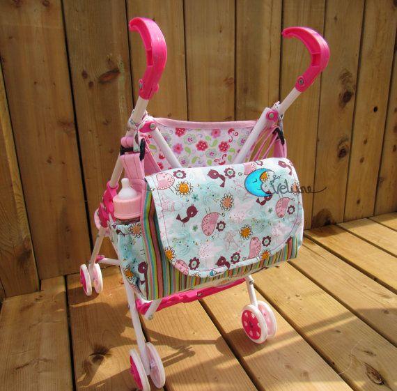Crochet Pattern For Doll Diaper : Best 25+ Diaper bag patterns ideas on Pinterest Diaper ...