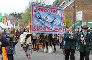 Downton Cuckoo Fair