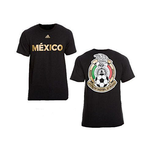 cf22acb8bb0 adidas Mexico Soccer Primary One Black Tshirt Medium     You can get even  more details by clicking on the picture. (This is an affiliate link).   ronaldo