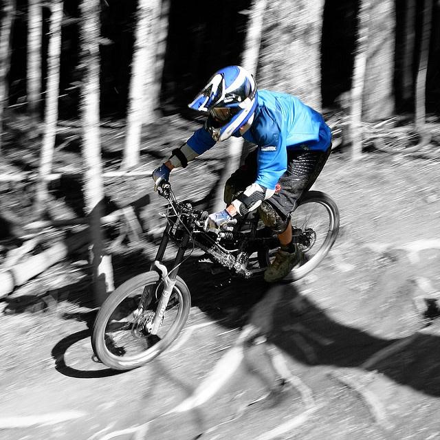 Morzine, in Portes du Soleil in the Rhône-Alpes, is the heartbeat of France's downhill mountain biking scene
