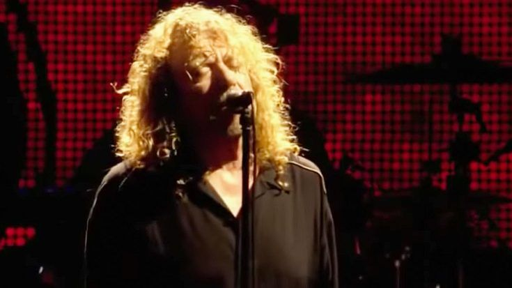 """Led Zeppelin Returned To The Stage To Play """"Stairway To Heaven"""" So Beautifully It Could Make You Cry"""