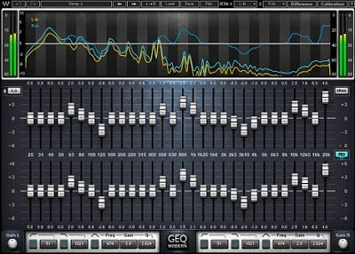 Android Equalizer 3D Effect