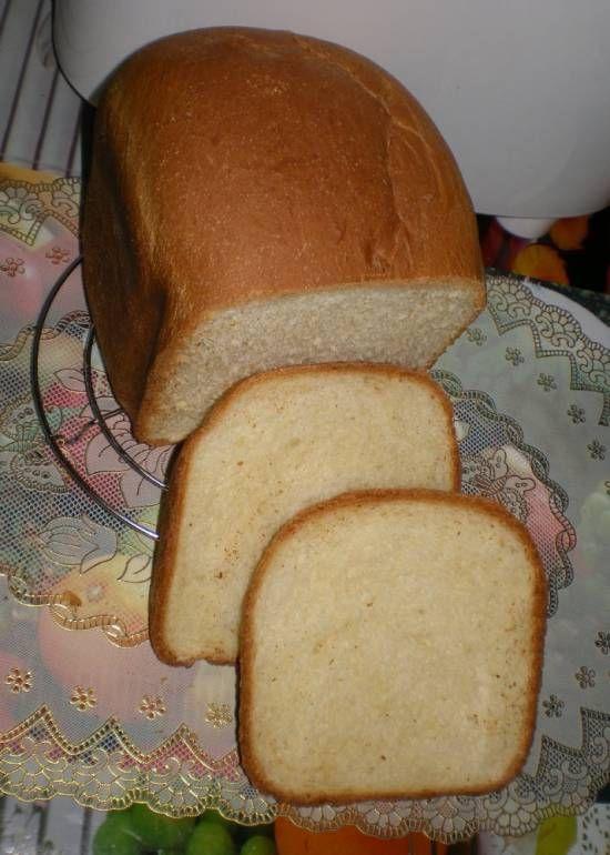 Panasonic SD-2501. Яичный хлеб.