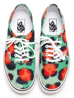 Vans X Kenzo 2013 Sneakers Collection