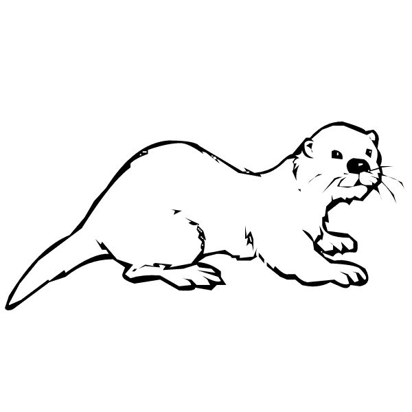 webkinz sea otter coloring pages | sea otter coloring pages | coloring Pages | Pinterest ...