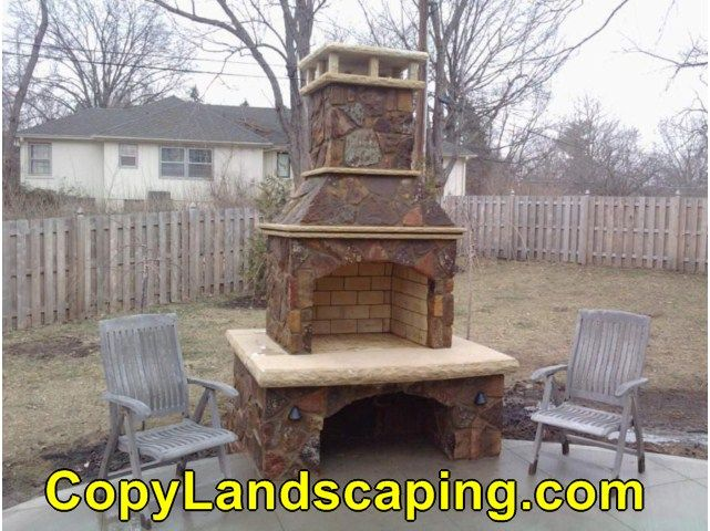 8 best barbecue images on Pinterest Cottage, Outdoor fireplaces