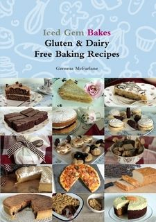 Iced Gem Bakes - Gluten & Dairy Free Baking Recipes