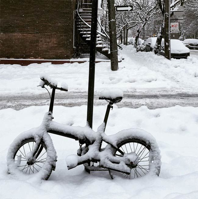Voici pour vous 10 photos faites avec mon iPhone de la ville de Montréal en hiver, vous allez adorer la neige encore plus.