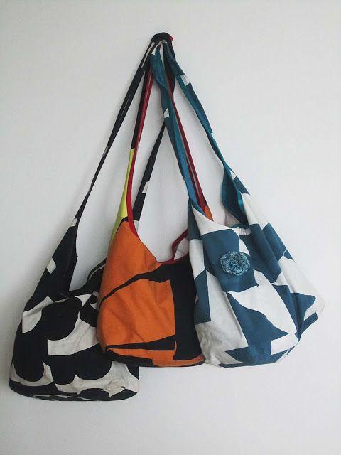 Gör din egen väska! #tutorial #DIY #sy