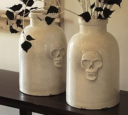 im going to look for a skull slice back off - Halloween Decorations Clearance