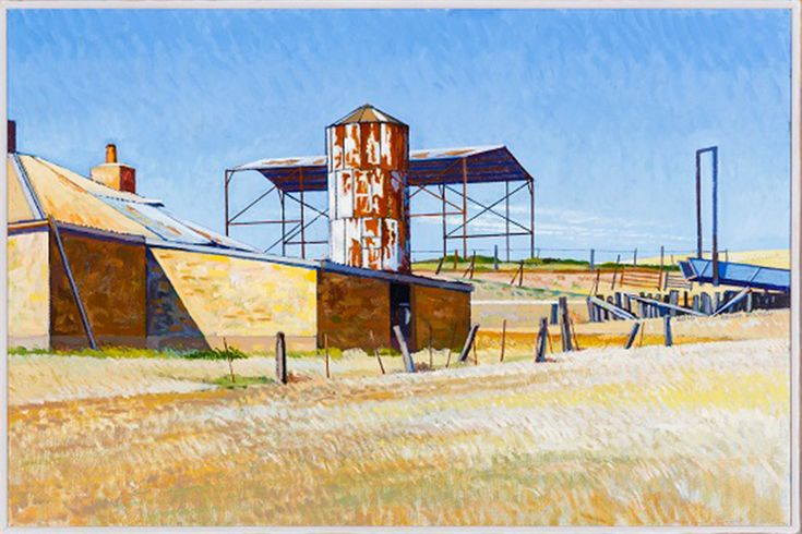 Geoff Wilson: Interrogated Landscape - The Adelaide Review