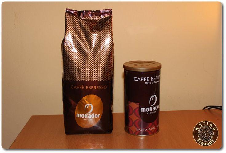 Kaffeetest: Caffè Espresso Mokador - http://kaffee-freun.de/kaffeetest-caffe-espresso-mokador