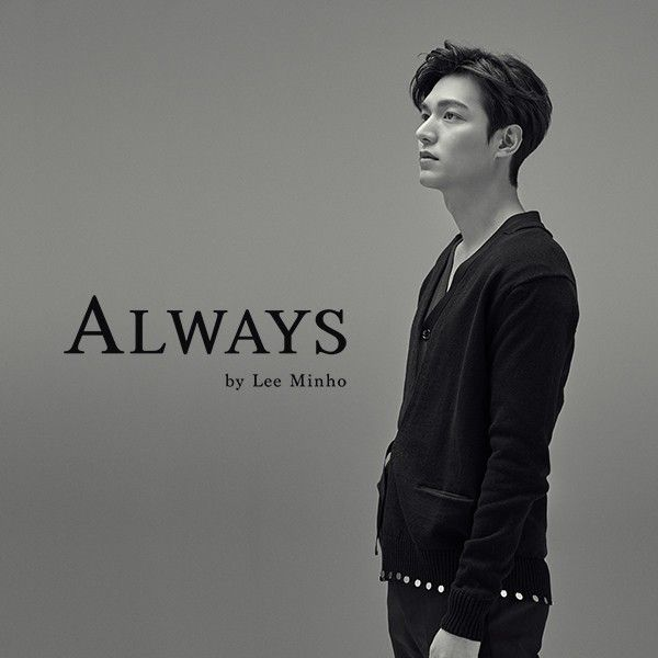 [Single] Lee Min Ho – Always By Lee Min Ho (MP3)