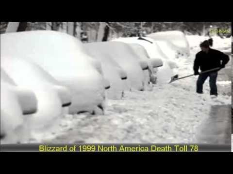 10 - Deadliest Blizzards