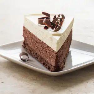 Triple-Chocolate Mousse Cake – Mmmm..Dessert