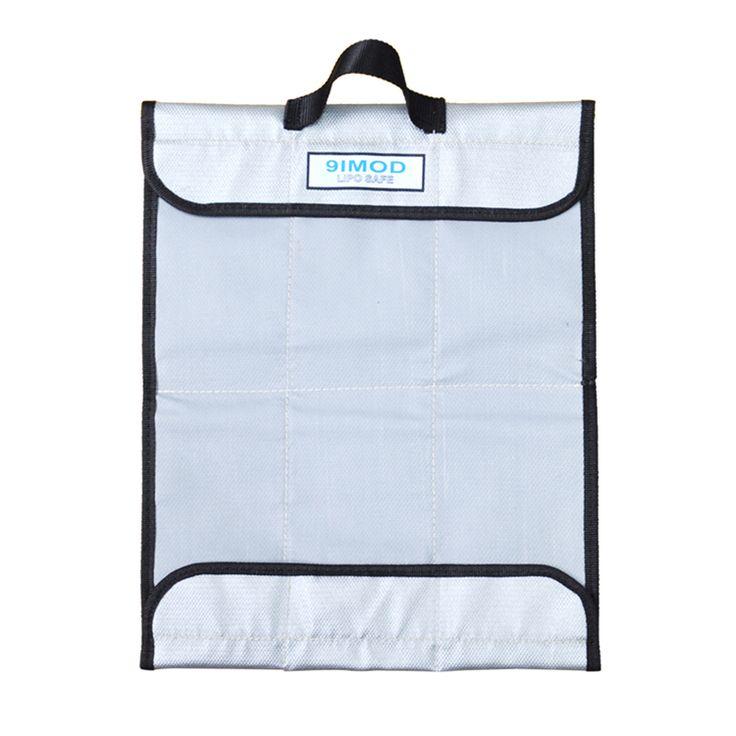 Fireproof Waterproof Multi-funtion  Safe Bag  for Lipo Li-po Battery Anti-explosion 305*200mm F21589 #Affiliate