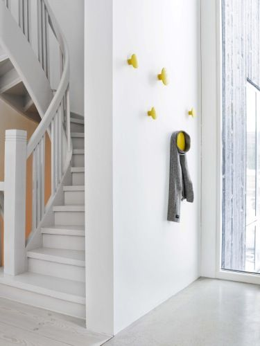 Make a sunny statement!  Yellow Wall Dots - available at Lilly & Lolly. www.lillylolly.co...