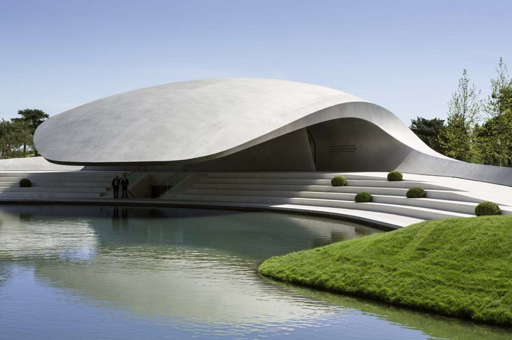 The Building of a Brand Through Architecture