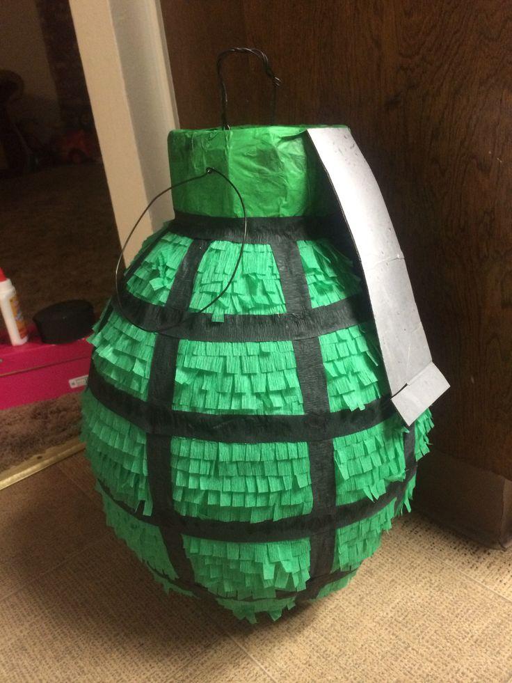 Grenade Piñata