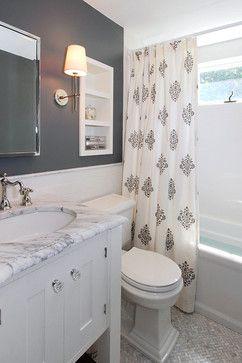 Classic Bathroom - traditional - Bathroom - Boston - Christina Marie Interiors