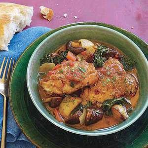 Chicken One-Pot