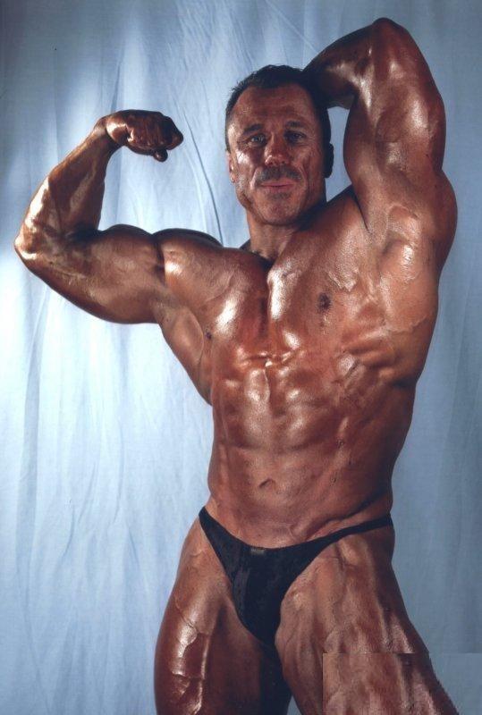 Anthony Cagna (French Bodybuilder)