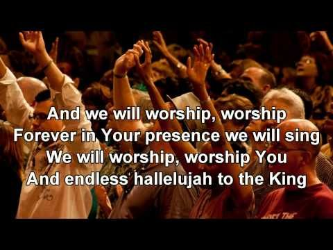 Endless Hallelujah - Matt Redman (Worship with Lyrics)  Feed your soul on praise of God magnified with endless alleluias  to the King of Kings & of hearts.  www.magnificatmealmovement.com