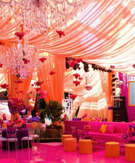 Tented Wedding Receptions | Weddings Romantique