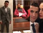 Video: Patrice Evra wins again but Georgina Rodriguez Shakira and WAGS look stunning in New Year celebrations