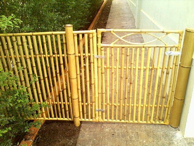 053-Divisor de corredor com portão