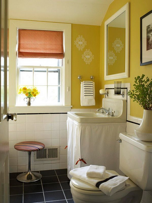 Best Bathroom Ideas Images On Pinterest Hex Tile Small