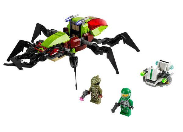 TARATOARE DE CRATER (70706) Taratoare de crater – LEGO Galaxy Squad