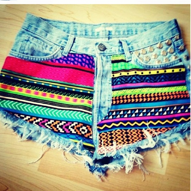 Shortsssss: Shorts Shorts, Tribalshort, Dream Closet, Tribal Shorts, Outfit, Cute Shorts, Aztec Shorts, Jeans Shorts, Tribal Prints