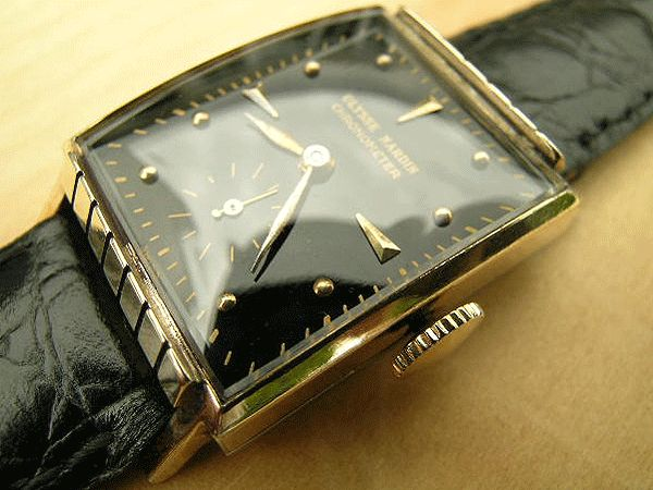 Ulysse Nardin UK Vintage Watches For Sale | Antique Ulysse Nardin | Vintage Watches                   Ulysse Nardin art deco tank 1947