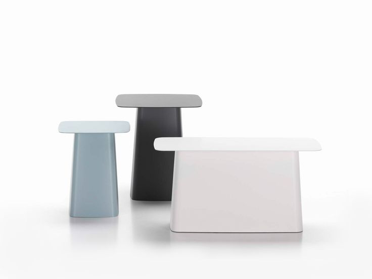 Bouroullec Brothers Outdoor Metal Side Table by Vitra | Really Well Made | Really Well Made