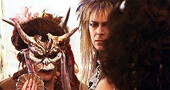 David Bowie Labyrinth Meme | mygifs film jennifer connelly david bowie labyrinth