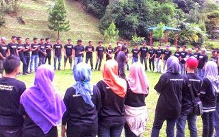 Outbound   Gathering   Team Building   Rafting   Offroad: SERUNYA OUTBOUND FAMILY GATHERING DI PUNCAK BOGOR