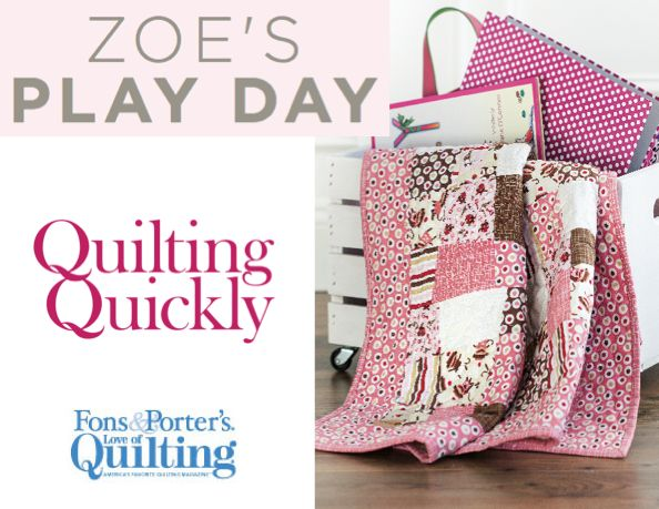 Zoe's Play Day Quilt