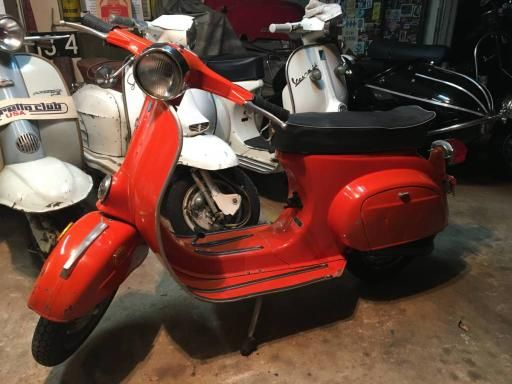 Scooters for sale - 1978 Vespa Smallframe