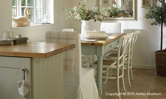 Modern country dining