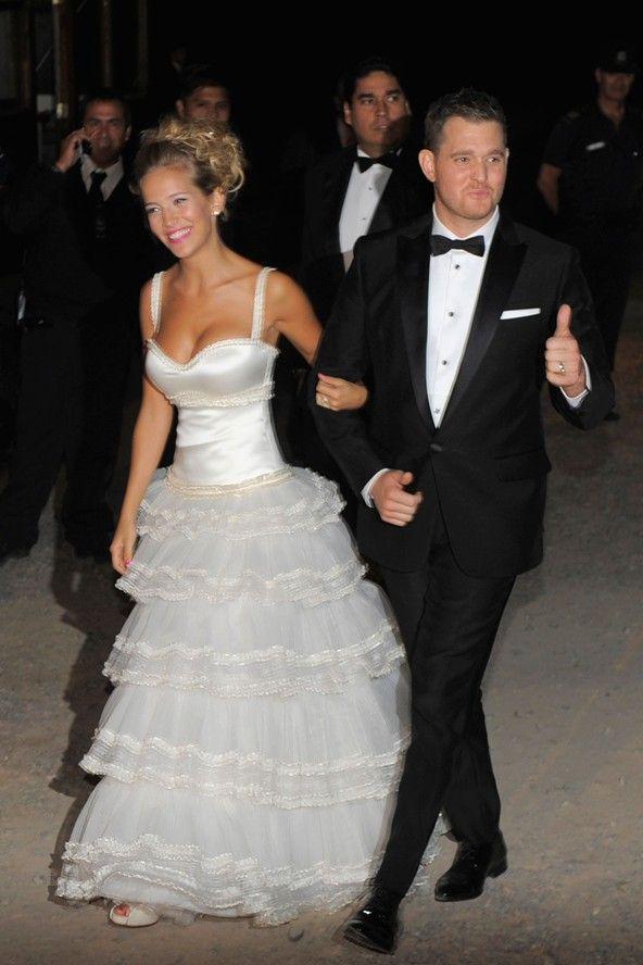 Celebrity Weddings That Will Make You Feel All Warm N Fuzzy Inside