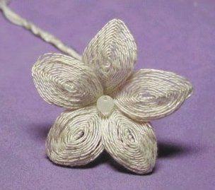 Ganutell Basic Flower