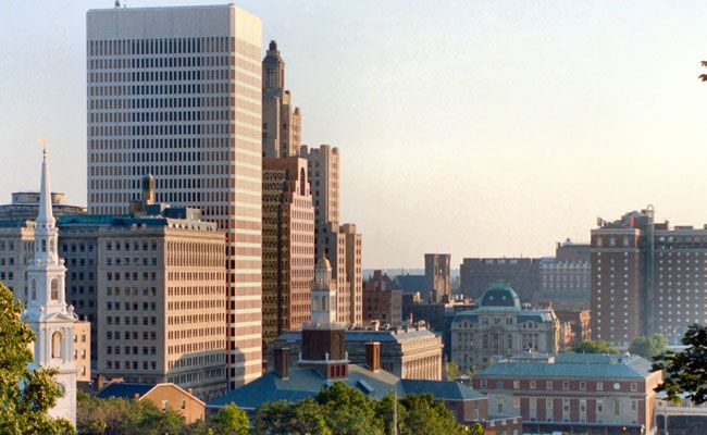 What is the capital of Rhode Island? #statecapitals